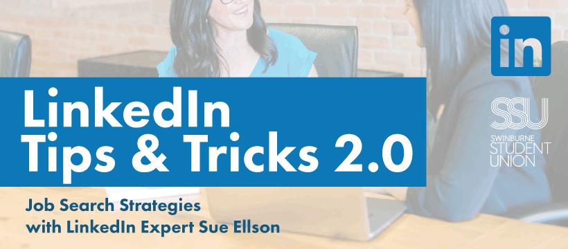 LinkedIn Trips & Tricks 2.0